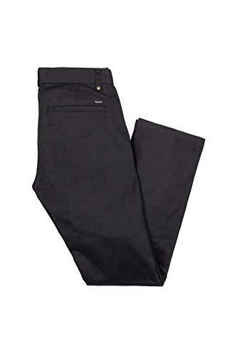 30 nbsp;pantaloni Pant x8w Uomo nbsp;– Brixton Uomo Nero qOwYYx