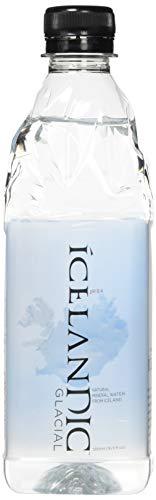 Icelandic Glacial Water-still, Pet-Flaschen, Gletscher Wasser aus Island, 24er Pack, EINWEG (24 x 500 ml)