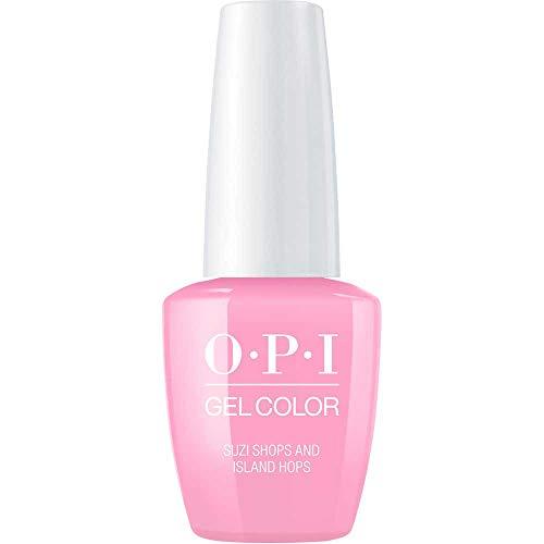 OPI Gel Color Nail Gel - Suzi shops and island hops, 1er Pack (1 x 15 ml)