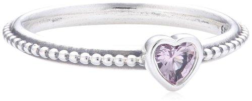 Pandora 190896SLP - Anillo de plata, talla 10