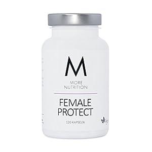 More Nutrition Female Protect – Nahrungsergänzung Für Frauen. 1 x 120 Kapseln (Female Protect v.1.0)
