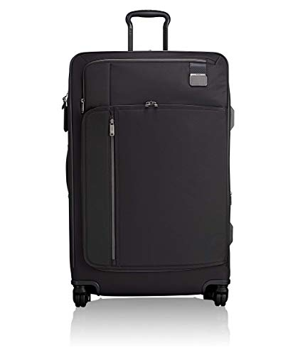 Tumi Merge Extended Trip Expandable with Packing Case Equipaje de Mano, 79 cm, Negro (Black Contrast)