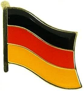 Flaggen Pin Fahne Deutschland Pins Anstecknadel Flagge Sport Freizeit