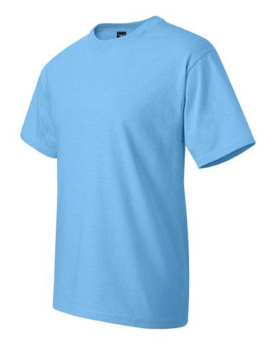 Mens T Worn T Born Shirt Cotton Be Beefy 100 Yellow to Hanes FzndWd