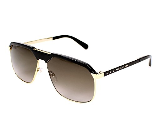 Marc Jacobs Herren MJ 625/S HA L0V 61 Sonnenbrille, Gold Black/Brown Sf -