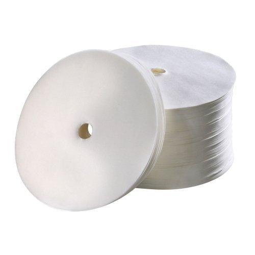 Rundfilter Papier für Bartscher Rundfilter Kaffeemaschine Regina Plus 40T, 250 Stk., Ø 195 mm - Kaffeefilter