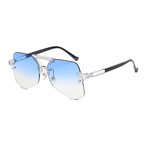 Ppy778 Neueste Sonnenbrillen polarisiert für Männer Frauen , Blendschutzbrille UV Schutz (Color : Yellow)