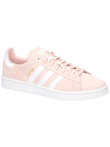 adidas Damen Campus Sneakers Pink (Iced Pink/footwear White/rose Cr Y St A L White)