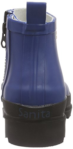 Sanita Fiona Welly, Stivali di Gomma Donna Blu (Blau (Navy 29))