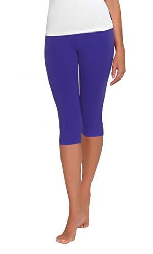 FUNGO Leggings Mujer 3/4 Pantalones Yoga Deportivas