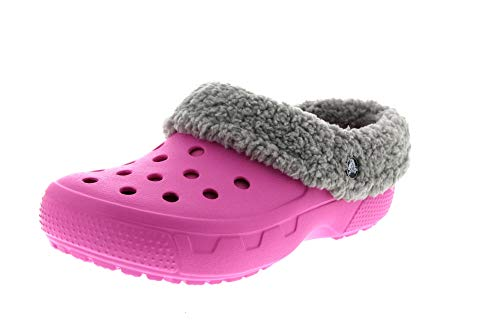 crocs Schuhe - Gefütterte Clogs Mammoth EVO Petal pink, Größe:39-40 EU