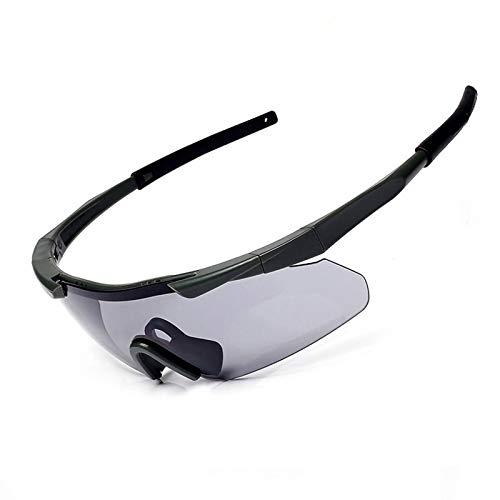 Beydodo Schutzbrille Winddicht Sportbrille Radfahren Arbeitsbrille Antibeschlag Nachtsichtbrille zum...
