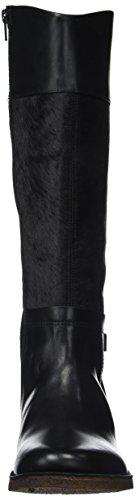 Kickers Crick, Bottes Classiques Femme Noir