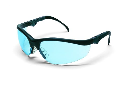 klondike-plus-safety-glasses-black-frame-light-blue-lens