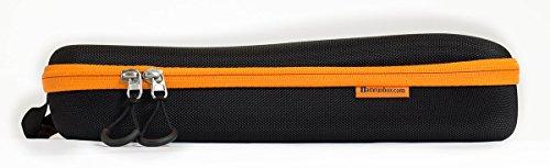 IAMRUNBOX - Portatrajes de viaje naranja Doublepack