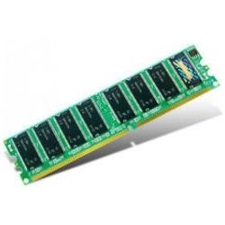 Transcend 1GB DDR 400MHz 184Pin Unbuffered Non-ECC Memory - Computer-chip-teilenummer