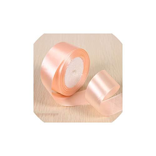 nstseide-Rosen Crafts Supplies Nähzubehör Scrapbooking Material, keine 07,1.5cm ()