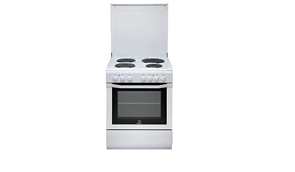 c6dff91871d Indesit I6E6C1AE(W) FR Autonome A Blanc four et cuisinière - Fours et