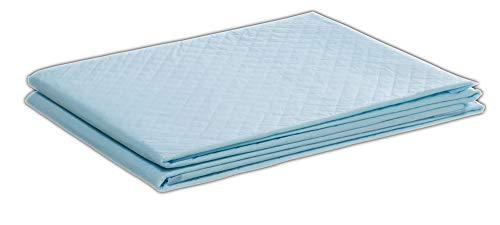 12 er Set Einweg Inkontinenzauflagen Matratzenschoner Betteinlage Nässeschutz