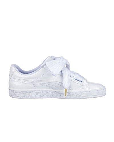 puma-basket-heart-patent-donna-sneaker-bianco