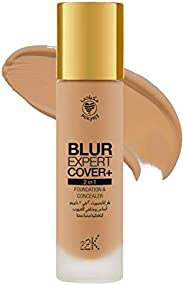 Mikyajy 22K Blur Expert Cover Foundation, 311