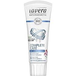 lavera Dentifrice Complete Care sans Fluor Vegan Cosmétiques naturels Ingrédients végétaux bio 100% naturel 75ml