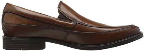 Clarks Tilden Gratis Slip-on Loafer Dunkelbraun