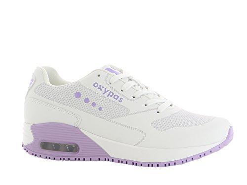Oxypas Ela SCR, Sportschuhe, Arbeitsschuhe, Sneaker (ElaS3901lic)