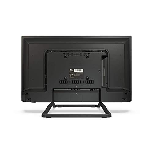 31BtcTNl1DL - Televisor Led 24 Pulgadas HD, TD Systems K24DLX9H. Resolución 1366 x 768, HDMI, VGA, USB Reproductor y Grabador.