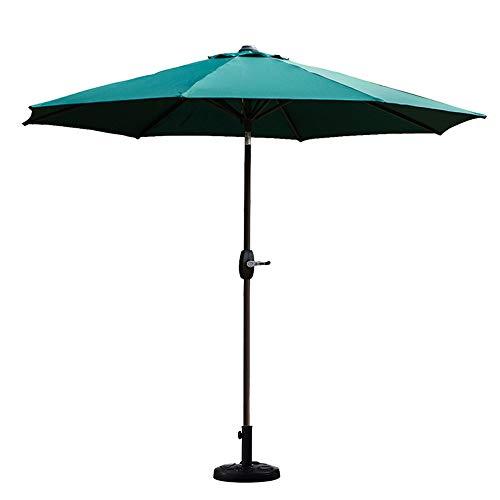 3m ombrello da esterno in paglia artificiale ombrellone da esterno da ombrellone da tavolo ombrellone ombrellone pulsante ombrellone ombrellone ombrellone da giardino ldfz