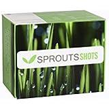 Agrosprouts Bio-Weizengrassaft SPROUTSSHOTS MONATSBOX tiefgefroren / aus Österreichischem Anbau / Direkt vom Landwirt /AT BIO-301