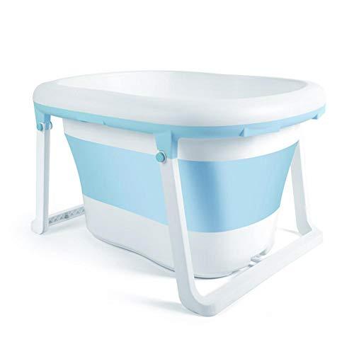 tbadewanne froße Faltbecken Tragbare platzsparende Badewanne faltbares Waschbecken Badewanne Zubehör für Baby Indoor Outdoor Duschen ()