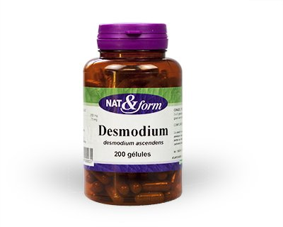 Desmodium 200 Gélules - Nat Et Form - Atlantic Nature