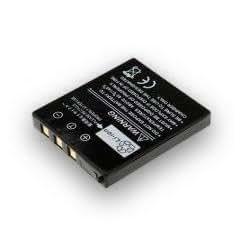 Batterie de qualité - Batterie pour Panasonic Lumix DMC-FX7 Série - 710mAh - 3,7V - Li-Ion