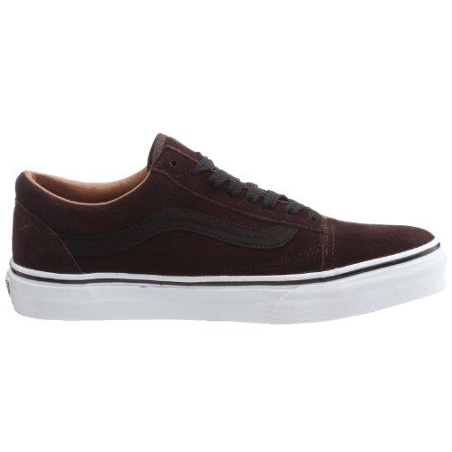 Vans Unisex-Erwachsene Sk8-Hi Reissue Sneaker Schwarz (Demitasse/Black)
