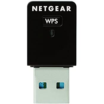 NETGEAR WNA3100M-100PES Wireless N300 USB Mini Adapater