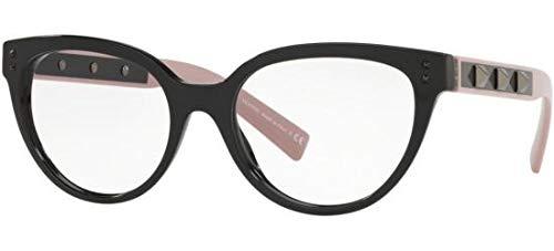 Valentino Brillen FREE ROCK STUD VA 3034 BLACK Damenbrillen