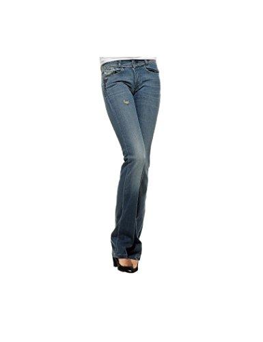 Diesel - Diesel Jean Donna Soozy Blu Jeans Stretch Slim Fit Bootcut Denim - 30, blu