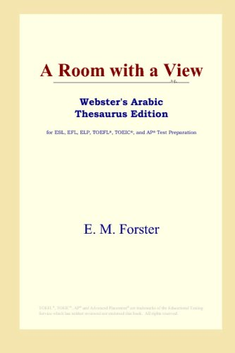 A Room with a View (Webster's Arabic Thesaurus Edition)