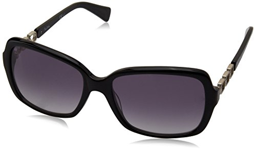 Pierre Cardin Damen P.C. 8421/S LF 807 56 Sonnenbrille, Schwarz (Black/Grey Sf),