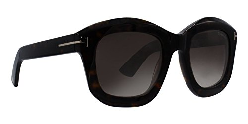 Tom Ford Unisex adulto FT0582 52J 50 Monturas de gafas, Marrón (Avana Scura\\Roviex), 50
