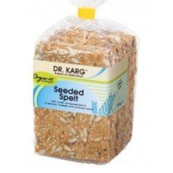 Dr Karg Seeded Spelt Crispbread 200g by Dr Karg