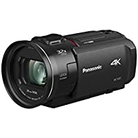 PANASONIC HC-VX1 4K Video Recording Leica Dicomar Lens Camcorder - Black