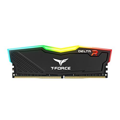 Team Delta RGB 8GB DDR4 Kit 3000 (2x4GB) C16 TF3D48G3000HC16CDC01 -