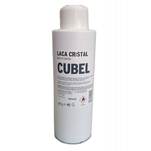 CUBEL LACA CRISTAL 1000ML