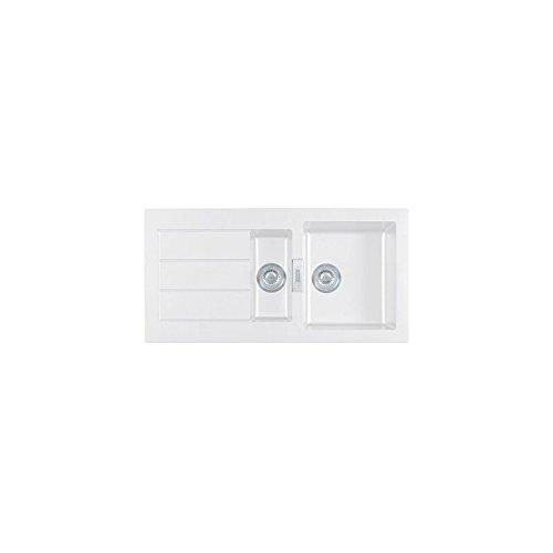 Franke Sid 651top-mount Sink Auflage (über Spüle Arbeitsplatte, Rechteckig, Weiß, rechteckig,...