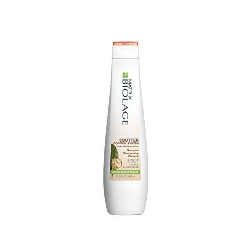 Matrix Biolage 3Butter Control system Shampoo 400ml - pour cheveux indisciplinés