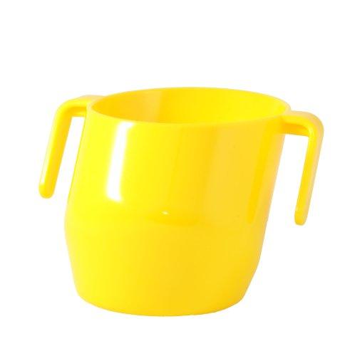 Doidy Cup 10074 Trinklernbecher, gelb