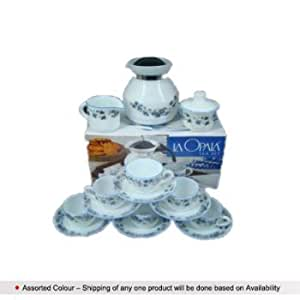 LaOpala Tea Set, 15 Pcs