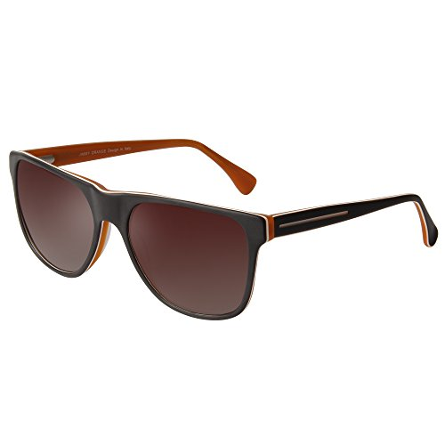 JO Damen Sonnenbrille 56 Gr. 56, out black and in orange